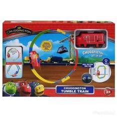 Mainan Edukatif Anak Kado Mainan Anak Chuggington Tumble Train XZ-800
