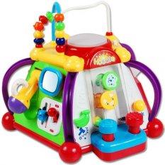Mainan Edukatif Bayi Happy Small World