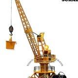 Mainan Edukatif Rc Alat Berat Tower Crane Asli