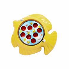 Mainan Elektrik Pancing Ikan - MOUT-160 - Yellow
