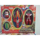 Jual Mainan Figure Set Action Figure Ultraman Set 2 Grosir
