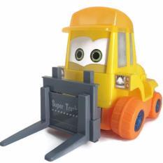 Harga Mainan Forklift Truck Light Music Bump N Go Kuning Termurah