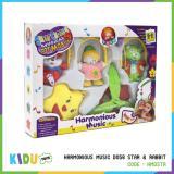 Jual Mainan Harmonious Music D056 Star Rabbit Kidu Toys Murah Indonesia