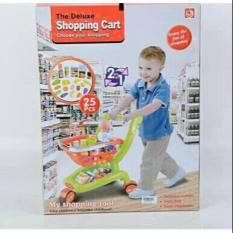 Beli Mainan Kereta Dorong Shopping Cart And Shopping Tools 2 In1 Multi