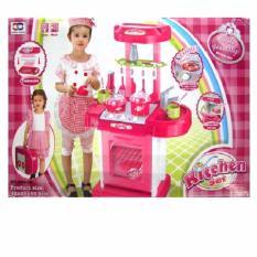 Mainan Kitchen Set (Koper)