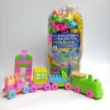 Spesifikasi Mainan Lego Block Bongkar Pasang Balok Blok Besar 168Pcs Bricks Hjqnez Yang Bagus