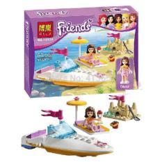 Mainan Lego Cewek Bela Friends 67 Pcs Seri 10134 - Ns5oqd