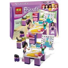 MAINAN LEGO CEWEK BELA FRIENDS 81 PCS SERI 10133 - 1PD602