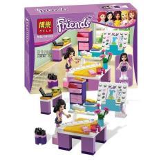 Mainan Lego Cewek Bela Friends 81 Pcs Seri 10133 - Ltue0o