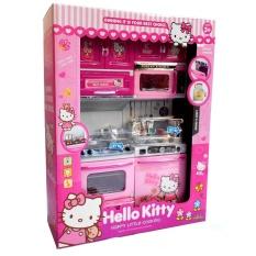 Mainan Masak-masakan Kitchen Set Cooking Hello Kity
