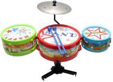 Mainan Mini drum Set