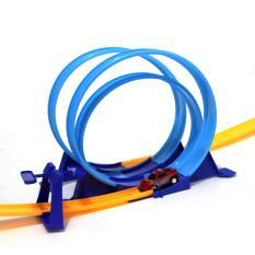 Spesifikasi Mainan Mobil Anak Track Racing Multi Loop 19Pcs Yang Bagus