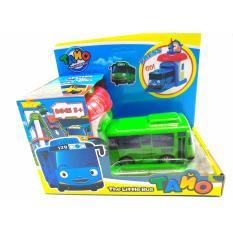 Spesifikasi Mainan Mobil Figure Tayo Garasi Rogi Bagus