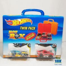 #Mainan Mobil Hot Wheels isi 2 Box