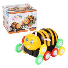 Mainan Mobil Jungkir Balik Tawon / Tumbling Car Bee / Tip Lorry Happy