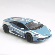 Harga Mainan Mobil Mobilan Anak Die Cast Kinsmart Die Cast Polisi Police Lamborghini Huracan Lp610 4 Yg Bagus