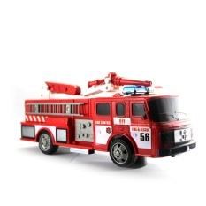 Review Mainan Mobil Pemadam Kebakaran