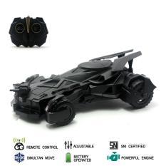 Mainan Mobil Remote Control Batman Car