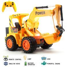 Harga Mainan Mobil Remote Control Rc Excavator Cheetah Truck Termurah