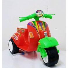 Mainan Motor Vespa Mini - Whs3gn