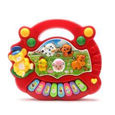 Mainan Musik Piano Anak Dan Suara Hewan By Enandemshop.