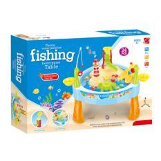 Mainan Pancingan Ikan Water Paradise Fishing Game Table