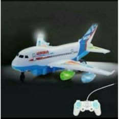 Mainan Pesawat Remot Control Super Aerobus