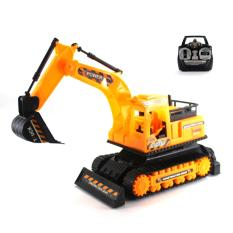 Top 10 Mainan Remote Control Power Truck Excavator Online