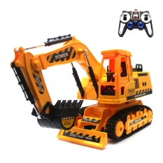 Mainan Remote Control RC Extreme Excavator
