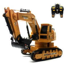 Mainan Remote Control RC Extreme Excavator Superior Performance