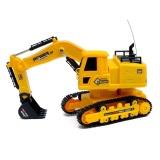 Review Mainan Remote Kontrol Truck Excavator Heavy Machine
