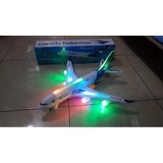 Mainan Replika Pesawat Terbang Garuda ( Miniatur Edukasi- Anak ) - K0cvr2