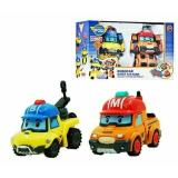 Harga Mainan Robocar Poli Set Isi 2 Murah Transformable Robot Bucky And Mark Merk China