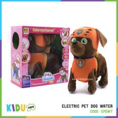 Mainan Robot Anjing Paw Patrol Electric Pet Dog Water Kidu Toys