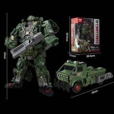 MAINAN ROBOT TRANSFORMER 5 HOUND MOTORMAN THE LAST KNIGHT MW003