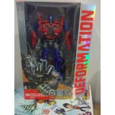 Mainan Robot Transformer Optimus Prime Murah