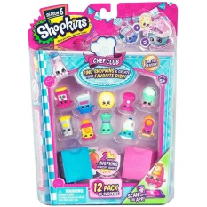 Jual Mainan Shopkins Season 6 12Pack Online Indonesia