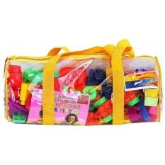 Beli Mainan Susun Blocks Edukasi Anak Isi 108 Pcs Kredit