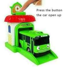 Katalog Mainan Tayo Bus Garasi Pull And Go Mainan Kendaraan Anak Terbaru