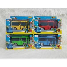 Beli Mainan Tayo The Little Bus Isi 4 Pintu Bisa Di Buka Pullback Action Baru