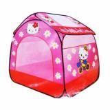 Review Mainan Tenda Anak Hellokitty Pink Universal Di Jawa Barat