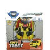 Review Mainan Tobot Mini V Ii Transformer Robot Mobil Kuning Jawa Timur