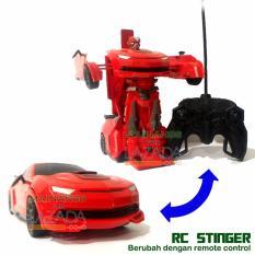 Toko Mainan88 Rc Transformers Robot Bumblebee Mainan Edukasi Anak Mainan88 Jawa Timur
