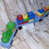 Mainanalfaqih Mainan Edukasi Anak Kereta Balok Geometri Mainanalfaqih Diskon 50