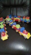 mainanalfaqih - Mainan Edukatif Kereta Geometri