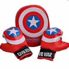 Mainananakbaby - Boxing Tinju Cap America By Mainananakbaby.