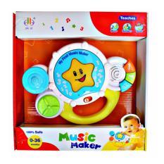 mainananakbaby - music maker mainan musik piano baby