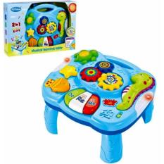 mainananakbaby Musical Learning Table 1088 musik baby