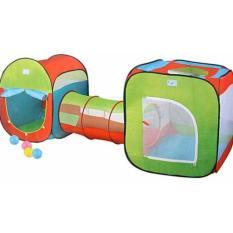 mainananakbaby - Tenda Terowongan Supertent