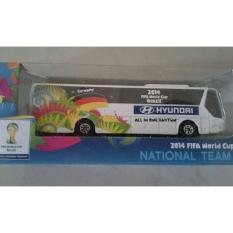 Diskon Maisto Fifa World Cup 2014 National Team Bus Hyundai